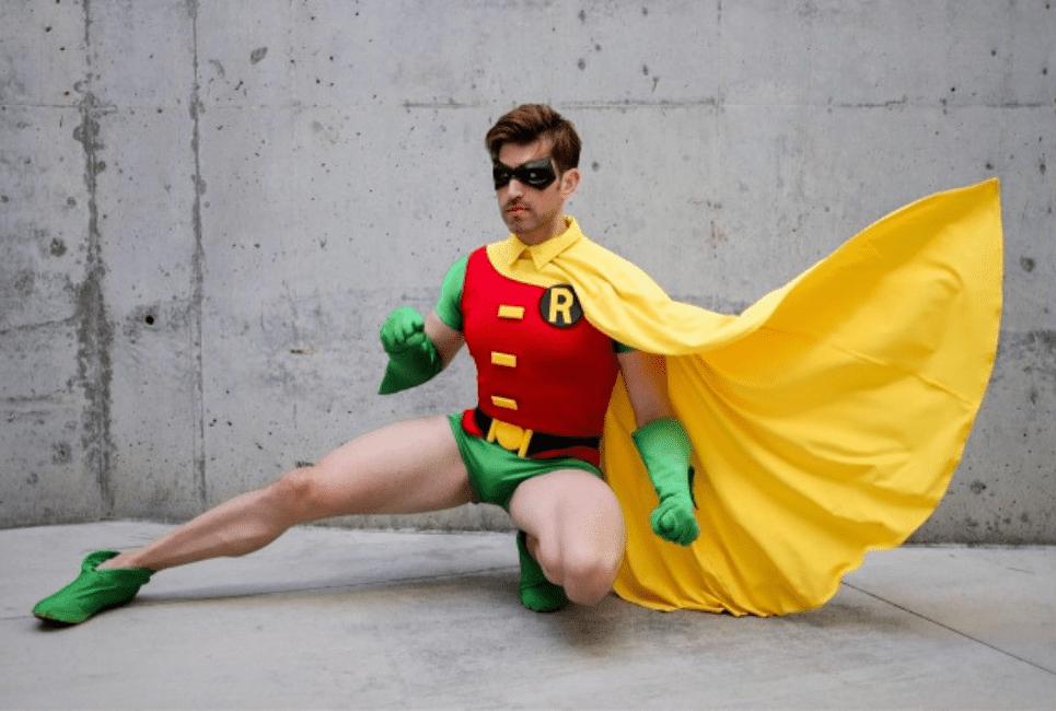 Robin Cosplay Costume Ideas